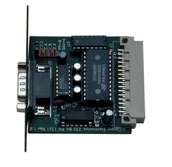 JLCooper Scheda di Intefaccia MCS-3000 Series RS-232