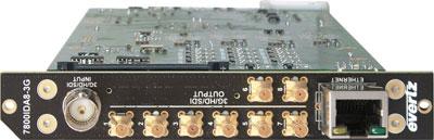 EVERTZ 7800IDA8-3G+3RU