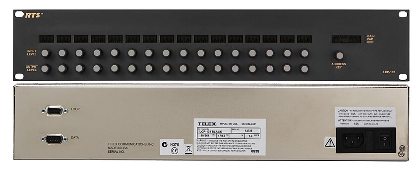 LCP102B/BLACK