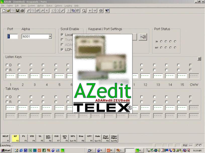 AZ-EDIT/RTS