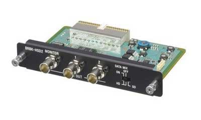SONY BRBK-HSD2 Scheda di uscita HD/SD-SDI