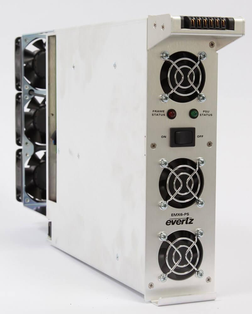 EVERTZ EMX6-PS (SPARE)