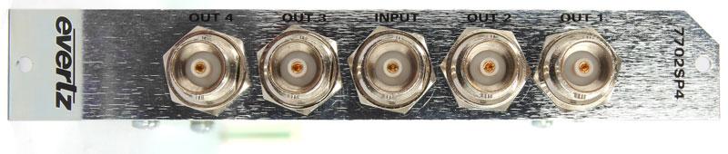 EVERTZ 7702SP4+3RU