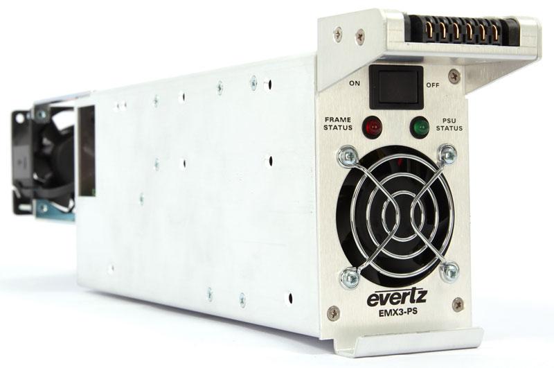 EVERTZ EMX3-FR-3PS (SPARE)