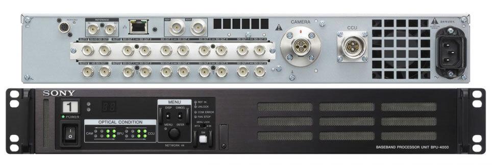 SONY BPU-4000 Unità di elaborazione della banda base 4K