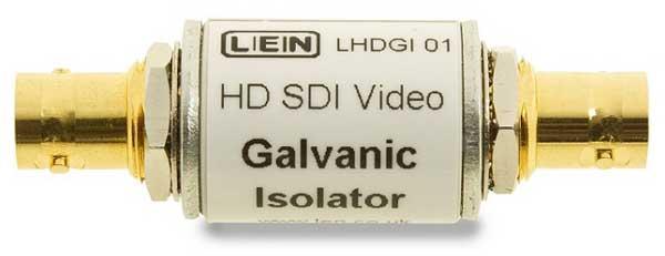 LEN LTD LHDGI01 HD SDI Galvanic in Line Isolator