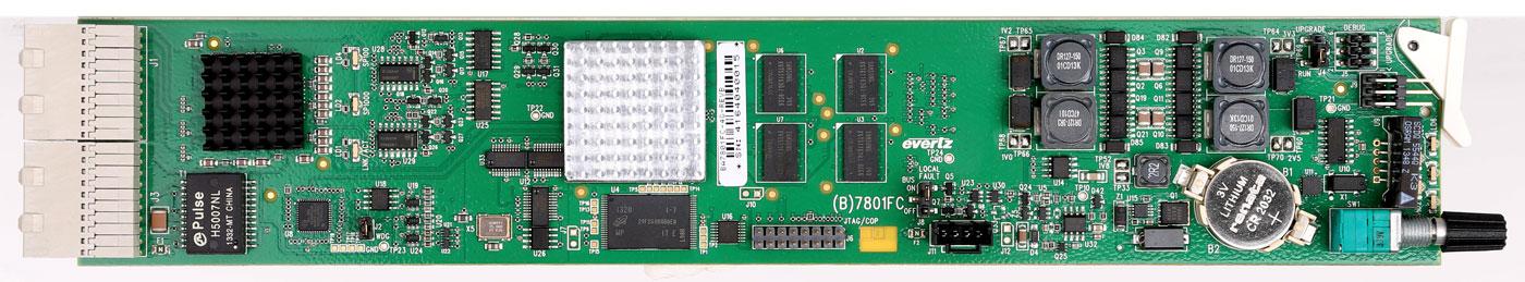 EVERTZ 7801FC