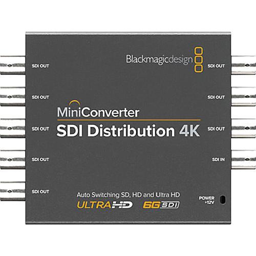 Blackmagic Mini Converter SDI Distribution 4K