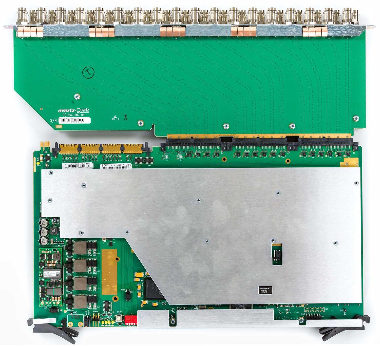 EVERTZ EQX-OP16AE-3G-2TDM
