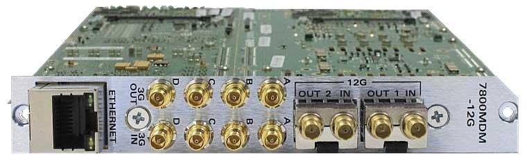 EVERTZ 7800MDM-12G+3RU