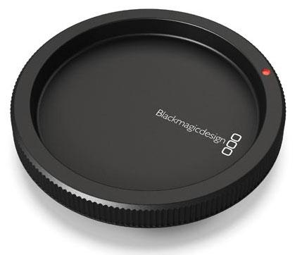 Blackmagic Lens Cap PL- Camera