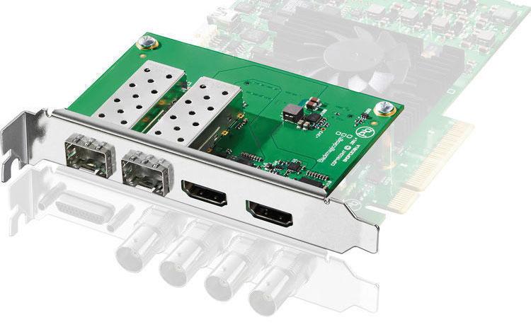 Blackmagic Design modulo 12G/HDMI per Decklink Extreme 4K