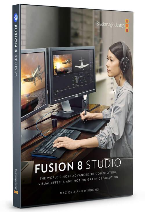 Blackmagic Design Davinci Fusion Studio