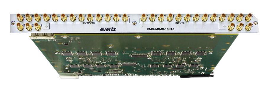 EVERTZ EMR-ADMX-16X16A