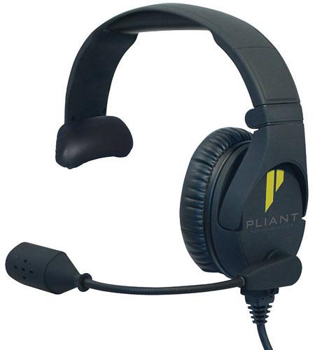 Pliant PHS-SB110-5M Cuffia Monopadiglione con microfono