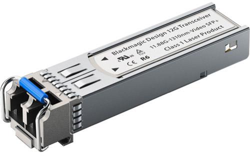 Blackmagic 12G-SDI SFP Optical Module