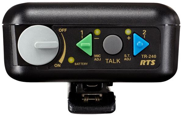 TR240/A4F/RTS