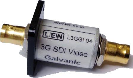 LEN LTD L3GGI04 3G SDI Isolatore galvanico SDI