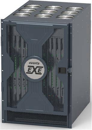 EVERTZ EXE2.0-16-128-25G-R-A1