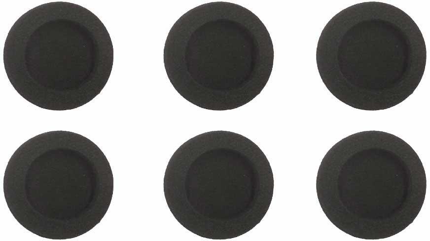 Pliant spugne SBL-EAR-6PK  (6 pezzi) per SmartBoom Lite