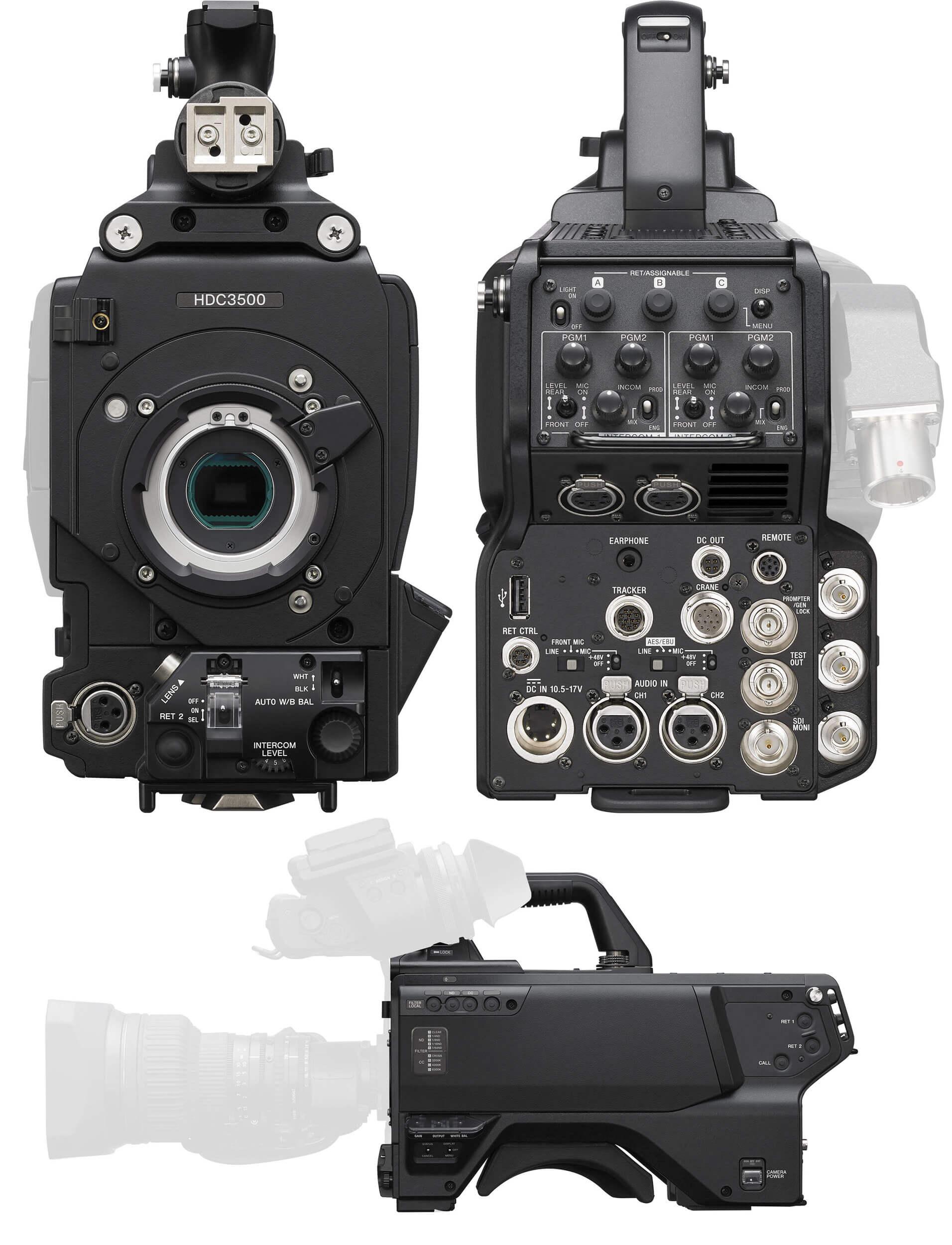 HDC3500/OLPF