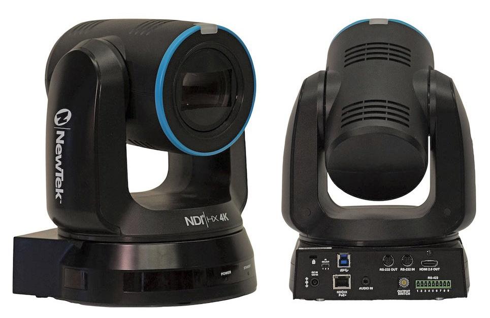 NewTek NDI PTZUHD 4K Camera