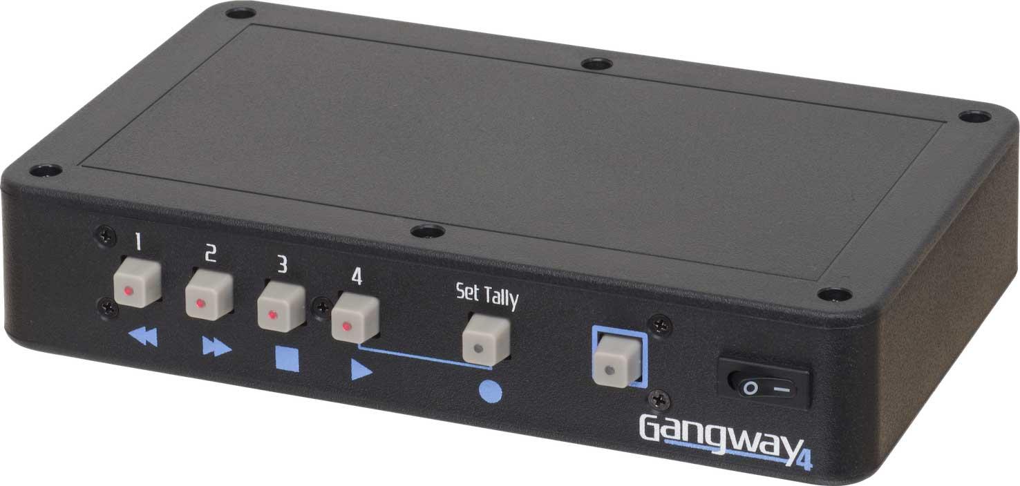 JlCooper GangWay4 4 Port Gang Roll Switcher