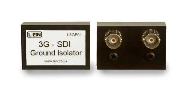LEN LTD L3GF01 Isolatore di massa video 3G SDI