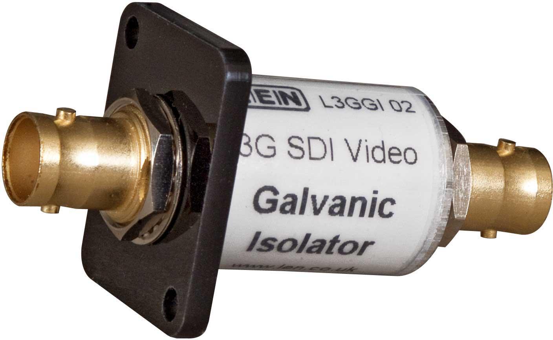 LEN LTD L3GGI02 3G HD SDI Isolatore galvanico da pannello