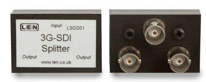 LEN LTD L3GS01 3G SDI Splitter