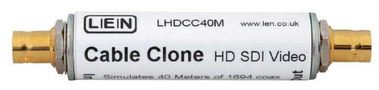 LEN LTD LHDCC40M HD SDI Cable Clone - 40m