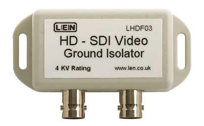 LEN LTD LHDF03 isolatore galvanico HD SDI 4kV
