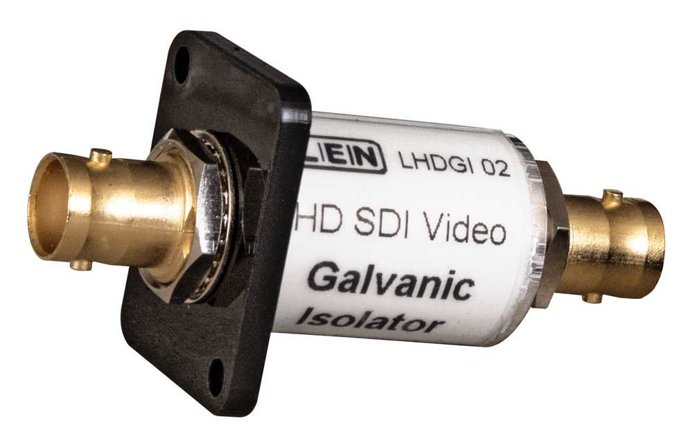 LEN LTD LHDGI02 Isolatore galvanico HD SDI da pannello