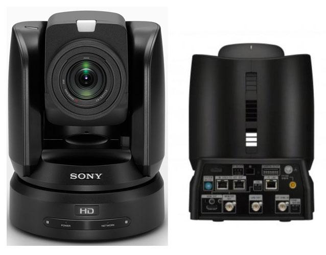 "Sony BRC-H800 HD PTZ Camera 1"" CMOS Sensor/PoE+ (BLK)"