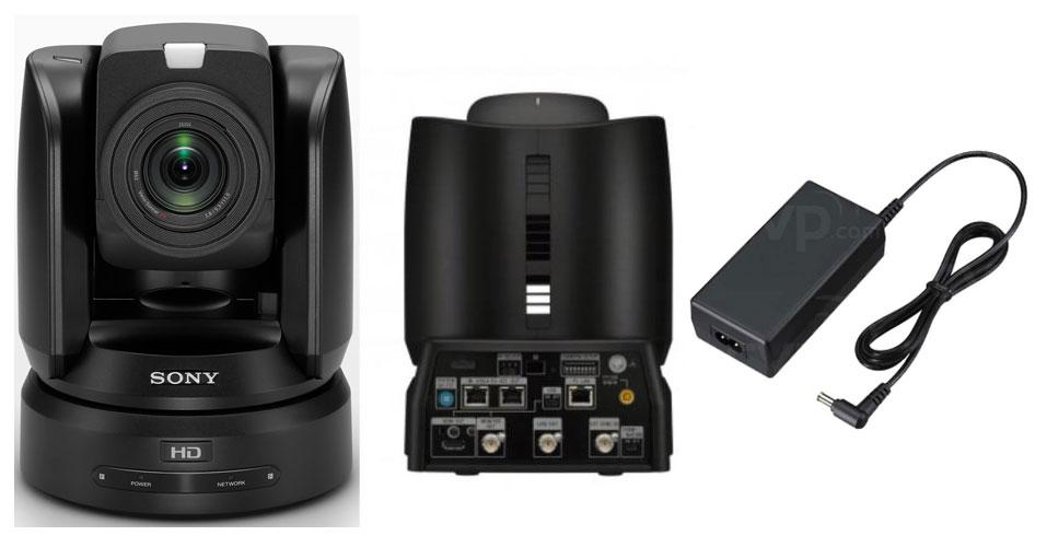 Sony BRC-H800/AC PTZ Camera  1″ CMOS  PoE+  AC(NERO)