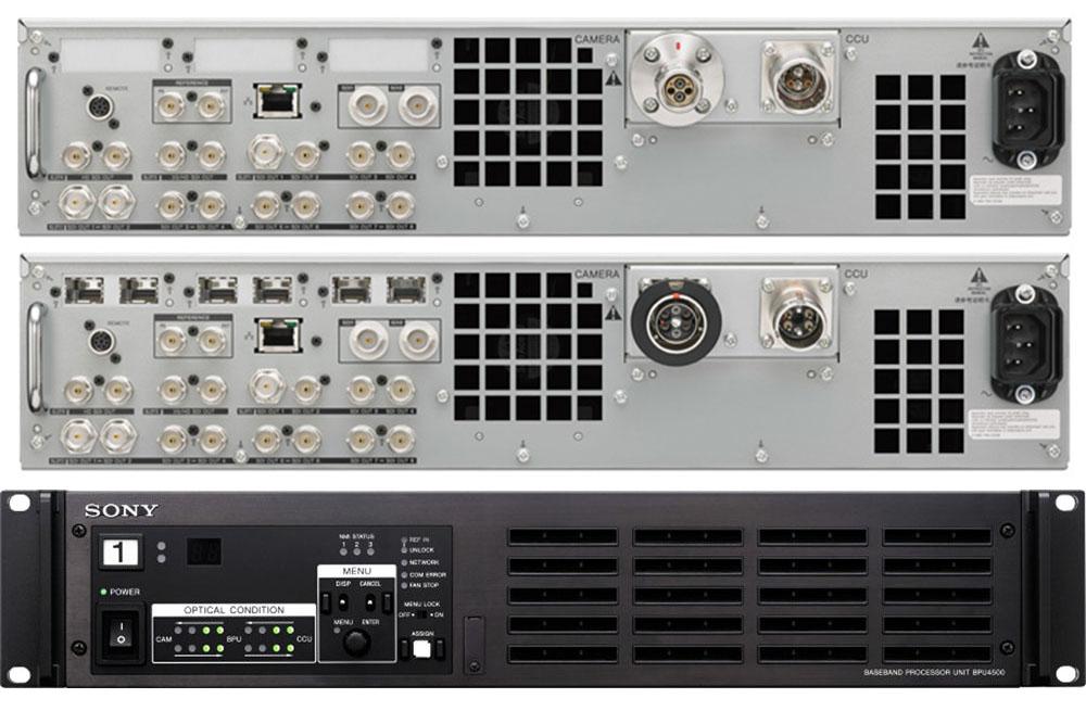 SONY BPU-4500A 4K/HD Baseband Processor Unit