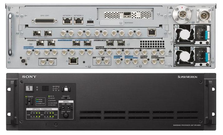 Sony BPU-4800 - Processore baseband per HDC-4800