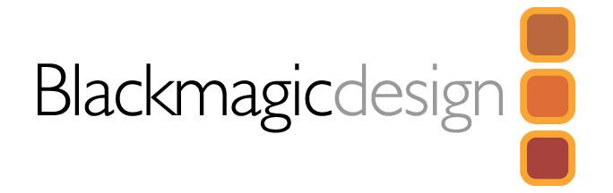 Immagine per il produttore BLACKMAGIC DESIGN