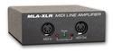 JLCooper MLA-XLR - 1 Input / 1 Output MIDI Line Amplifier