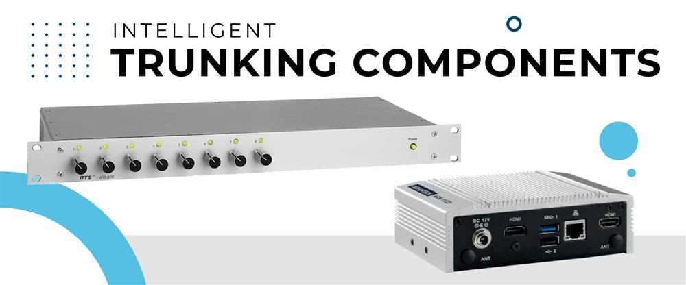 RTS TRUNKING COMPONENTS