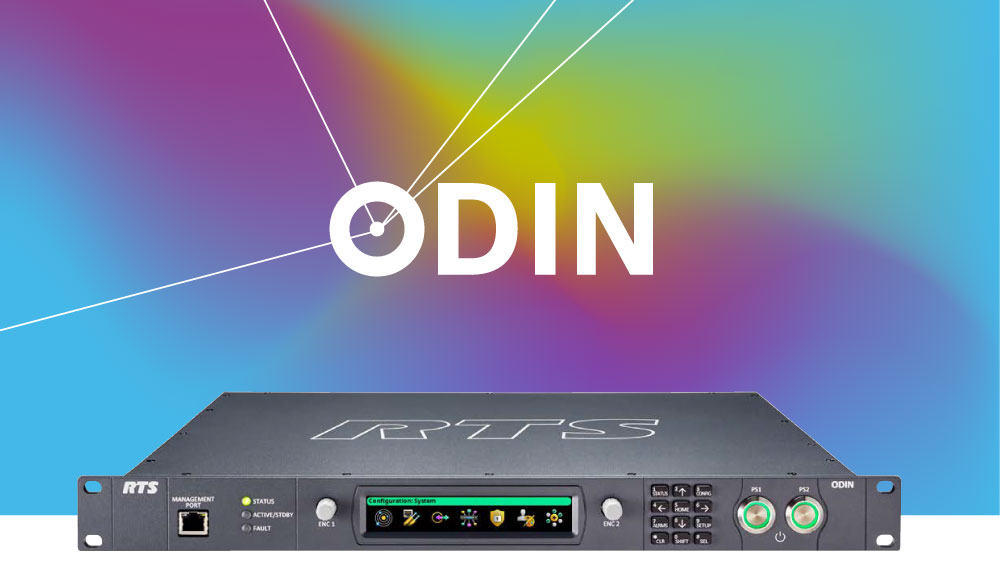 ODIN Matrice Intercom