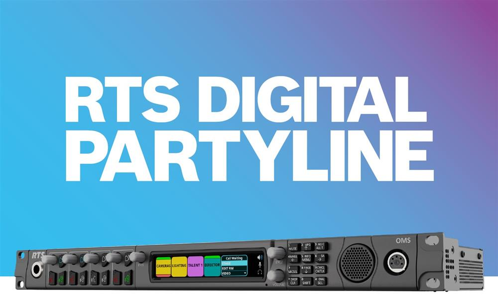 RTS Digital partyline