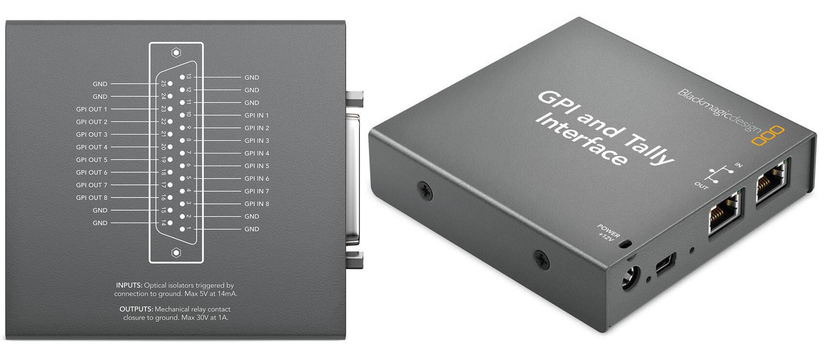 Gpi Tally Interface Eproshow