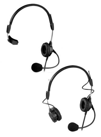 Picture for category PH LIGHTWEIGHT HEADSETS (TELEX/RTS BRAND)