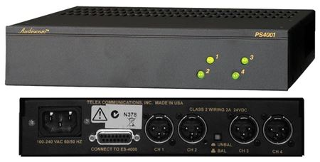 Picture for category AUDIOCOM : POWER SUPPLIES