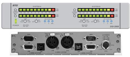 Picture for category AUDIOCOM : SYSTEM INTERFACE DEVICES & OPTIONS