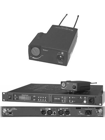 Picture for category RADIOINTERCOM BTR700 (UHF) - ANALOGIC WIRELESS