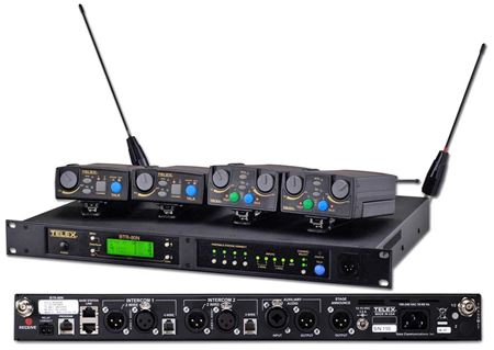 Picture for category RADIOINTERCOM BTR80N (UHF) - ANALOGIC WIRELESS