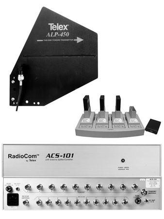 Picture for category RADIOINTERCOM ACCESSORI PER 700/800/BTR80N/BTR1 UHF