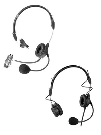Picture for category CUFFIE INTERCOM : LIGHTWEIGHT HEADSETS ( LEGGERE )